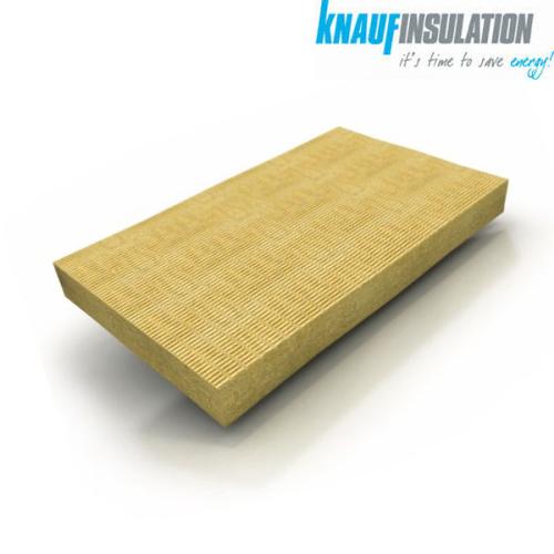 KNAUF INSULATION. Pannello isolante in lana minerale DDP-RT senza rivestimento. Al miglior prezzo.