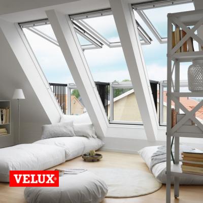 Velux gdl balcone cabrio for Velux prezzi