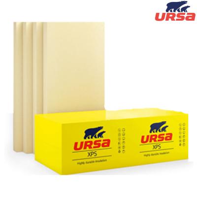Pannello di polistirene estruso URSA XPS NVII L, Isolamento termico delle coperture piane. Al miglior prezzo!
