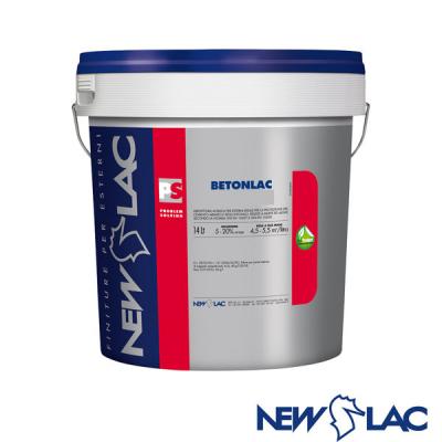 NEW LAC BETON LAC. Idropittura acrilica per esterni per la protezione del cemento armato e degli intonaci. Al miglior prezzo!