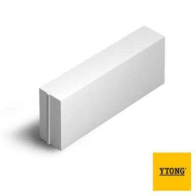 Blocchi sottili Ytong per la realizzazione di tamponamenti, divisori, contropareti e pareti isolanti e resistenti al fuoco.