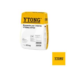 Rasante Ytong RY50 da interno per rasatura di blocchi ytong. Prezzo e vendita online.