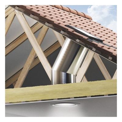 VELUX TWR tunnel solare per tetti a falda con copertura sagomata, acquisto online, prezzi web, sconti, kit solatube.