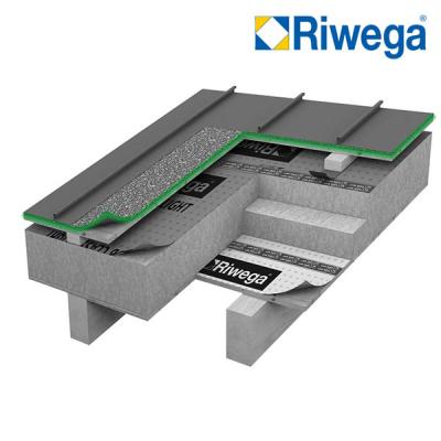 RIWEGA USB Drenlam Diff TOP SKMembrana drenante antirombo per coperture metalliche. AL MIGLIOR PREZZO