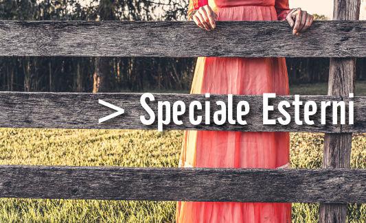 Speciale esterni