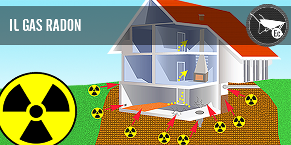Il gas Radon un nemico invisibile