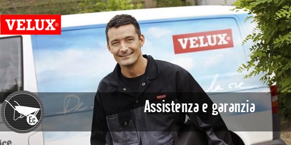 Garanzia e assistenza VELUX